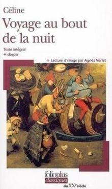 Voyage au bout de la nuit (Folio Plus Classique)