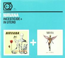 2 For 1: Incesticide / In Utero (Digipack ohne Booklet)
