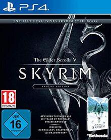 The Elder Scrolls V: Skyrim - Steelbook Edition [PlayStation 4]