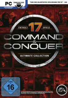 Command & Conquer - The Ultimate Collection [SWP] - (Download) - [PC]