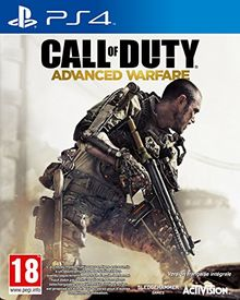 Third Party - Call of Duty : Advanced Warfare - édition standard Occasion [PS4] - 5030917146299