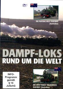 Dampf-Loks - Rund um die Welt, Teil 2