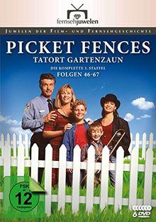Picket Fences - Tatort Gartenzaun: Die komplette 3. Staffel (Fernsehjuwelen) [6 DVDs]