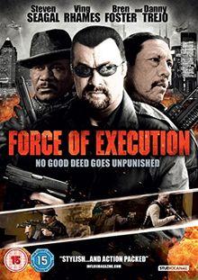 Force of Execution [DVD] (IMPORT) (Keine deutsche Version)