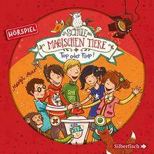 Top oder Flop! Das Hörspiel: 1 CD (Die Schule der magischen Tiere - Hörspiele, Band 5)