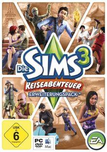 Die Sims 3: Reiseabenteuer (Add-On)