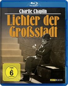 Charlie Chaplin - Lichter der Großstadt [Blu-ray]