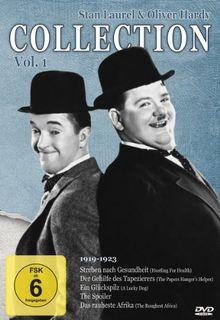 Stan Laurel & Oliver Hardy Collection Vol. 1 - 1919-1923