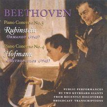 Ludwig van Beethoven: Klavierkonzerte Nr.3 c-Moll op.37 / Nr.4 G-Dur op.58