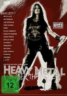 Heavy Metal - Louder than Life (2 DVDs, Amaray Version)