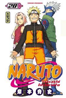Naruto t28 naruto t28