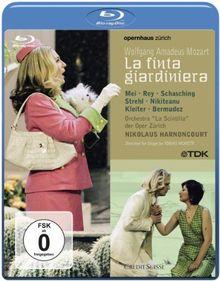 Mozart - La Finta Giardinera [Blu-ray]