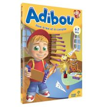 Adibou joue à lire et à compter 6-7 ans 2009/2010 [Import]