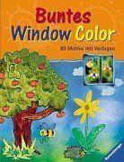 Buntes Window Color: 80 Motive mit Vorlagen