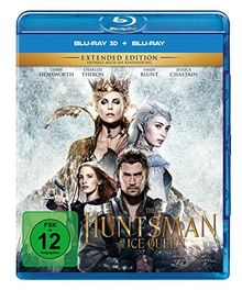 The Huntsman & The Ice Queen - Extended Edition (+ Blu-ray)