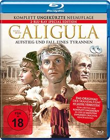 Tinto Brass' Caligula - Uncut [Blu-ray] [Special Edition]