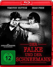 Der Falke und der Schneemann [Blu-ray]
