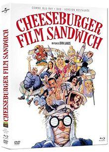 Cheeseburger film sandwich [Blu-ray] [FR Import]
