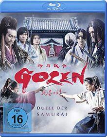 Gozen - Duell der Samurai [Blu-ray]