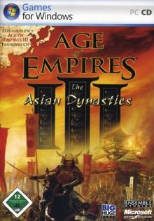 Age of Empires III: The Asian Dynasties (Add-On)