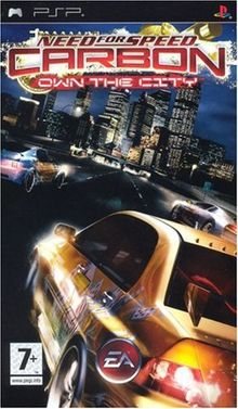 Third Party - Need for Speed Carbon Own The City - Platinum Occasion [ PSP ] - 5030931059735