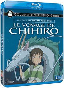 Le voyage de chihiro [Blu-ray] [FR Import]
