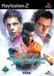 Virtua Fighter 4 (Software Pyramide)