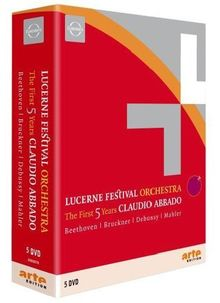Lucerne Festival Orchestra - The First 5 Years Claudio Abbado (5 DVDs)