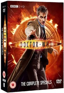Doctor Who - The Complete Specials Collection [5 DVDs] [UK Import]