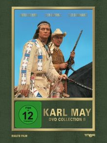 Karl May DVD-Collection 2 (Unter Geiern / Der Ölprinz / Old Surehand) (3 DVDs) [Limited Edition]
