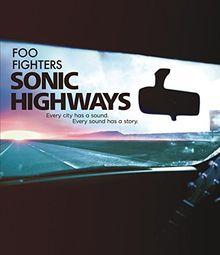 Foo Fighters - Sonic Highways [Blu-ray]
