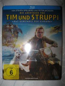 Die Abenteuer von Tim & Struppi - Das Geheimnis der Einhorn (Steelbook)