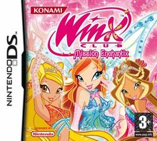 Winx Club 3 - Mission Enchantix