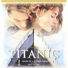 Titanic (Laserdisc)