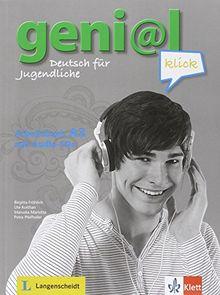 geni@l klick A2 - Arbeitsbuch mit 2 Audio-CDs: Deutsch für Jugendliche