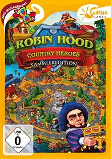 Robin Hood Country Heroes - Sammleredition