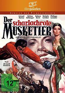 Der scharlachrote Musketier (Der Ritter von Pardaillan) mit Gerard Barry - Filmjuwelen