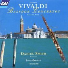 The Bassoon Concertos 5