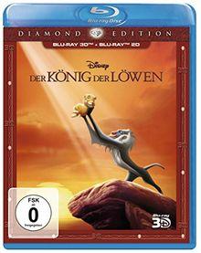 Der König der Löwen - Diamond Edition (+Blu-ray)