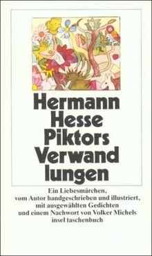 Piktors Verwandlungen: Ein Liebesmärchen (insel taschenbuch)