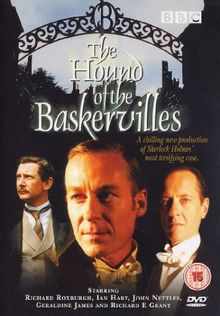 The Hound Of The Baskervilles [UK Import]