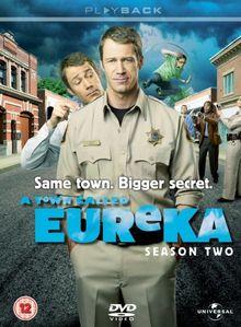 A Town Called Eureka - Season 2 [3 DVDs] [UK Import]