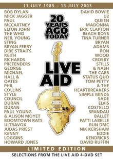 Live Aid : 20 Years Ago Today [Limited Edition]