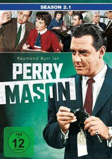 Perry Mason - Season 2.1 [4 DVDs]