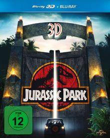 Jurassic Park (+ Blu-ray) [3D Blu-ray]