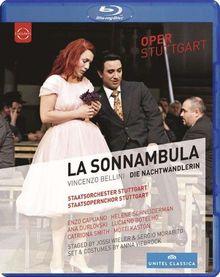 BELLINI: La Sonnambula (Oper Stuttgart, 2013) [Blu-ray]