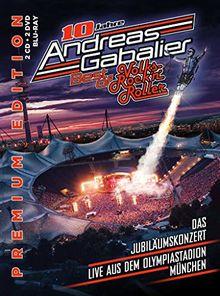 Best of Volks-Rock'n'Roller – Das Jubiläumskonzert live aus dem Olympiastadion in München (Premium Edition inkl. 2CD, 2DVD, Blu-Ray)