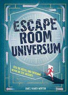 Escape Room-Universum: Rätsel-Universum (Escape Book / Universum)