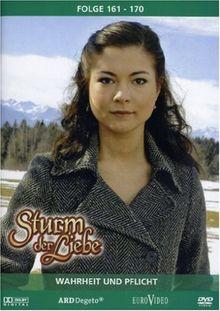 Sturm der Liebe 17 - Wahrheit und Pflicht - Folge 161 - 170 (3 DVDs)