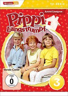 Pippi Langstrumpf - TV-Serie, DVD 3